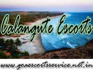 Calangute  Escorts in Goa