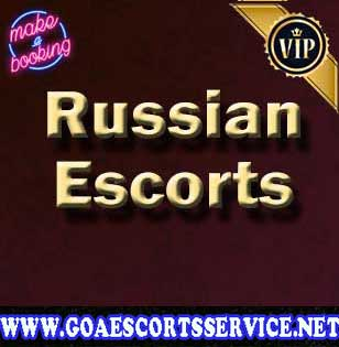 Russian Escorts Goa